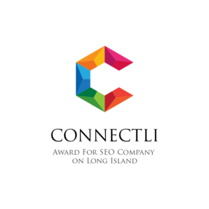 We won a Connectli.com Award For SEO Company on Long Island